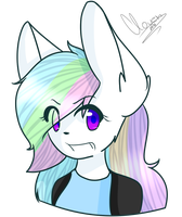 ~ [P. Commission] This Babe! ~ by xXClover-ChanXx