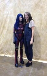 Fred And Illyria  by astr0babe