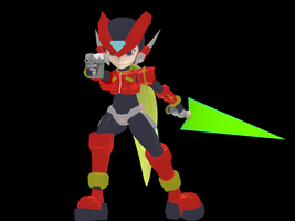 Unity 3D: Zero Rigged by 4lyx9