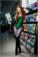Poison Ivy: Three by walker1812