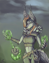 Simple (Higher) Magic Trick by Stalhammer