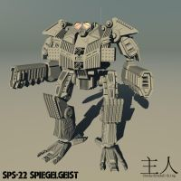 SPS-22 Spiegelgeist-preview by TDBK