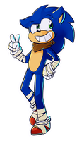 Sonic Boom, Sonic Yeah by LeniProduction