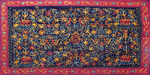 Indian Embroidered Cloth 3 by LilipilySpirit