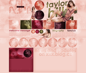layout ft. taylor hill by Andie-Mikaelson