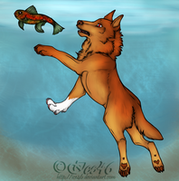 Cujo Fishing by ICE46