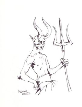 Inktober 2015: Day 30 by Enydimon