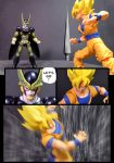 Cell vs Goku Part 1 - p3 by SUnicron