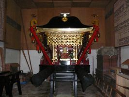 Mikoshi by katters