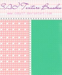 Dotted Brushes for Paint tool SAI by Coby17