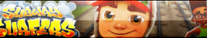 Subway Surfers Button by FoxButtonMaker