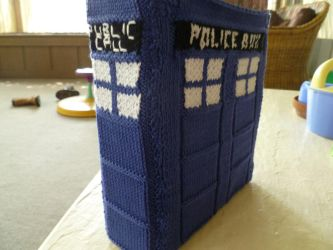 Tardis Purse by Ravy17