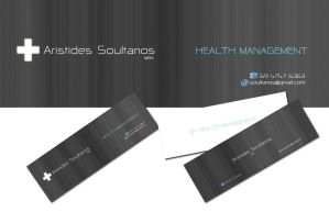 hm business card by manujg