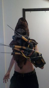 Scarecrow cosplay update by HIPPOPOTOMONSTROSES1