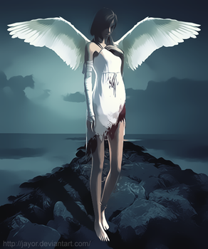 Manuela Hidalgo Angel [Photoshop CS5] by JAYOR