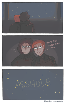 kylux: when ur boyfriend is savage af by Randomsplashes