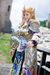 To protect Hyrule ! by Narayu