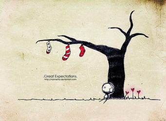 .Great expectations. by Nonnetta