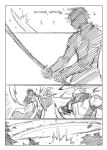 Heart Of Wildfire - Chapter 01 - Page 01 - Sketch by FallenAngelGM