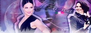 Lana Parrilla by RsGraphic