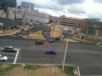 The View from Tyson's Corner by MissIzzy