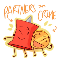 *partners in crime* by cookiiecats