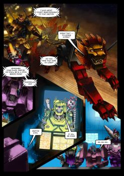 Ravage - Issue #1 - Page 24 by TF-TVC