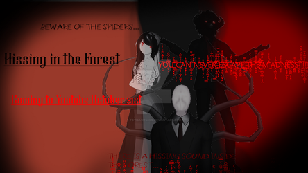 Creepypasta poster 2 by Tovisawesome