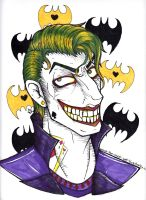Joker by cross-the-swirl
