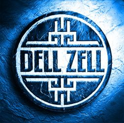 Dell Zell Emblem - Blue Slate by silverlimit