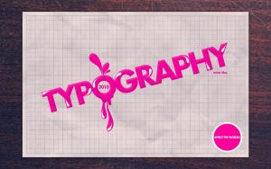 Typography Never Dies by Affect-The-World