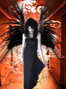 dark angel here to guide you by binded-ice-queen