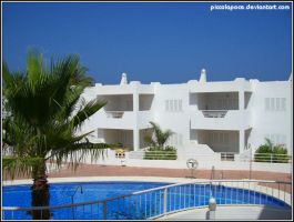 Residence in Mojacar by PiccolaPoce