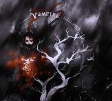 Vampire Photoshop Profile Picture by dldr
