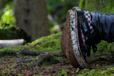 Shoes in the Forest by FlyteWizard