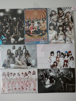 Girls Generation multi photos poster 1 by YuukiCrossKisa-VK