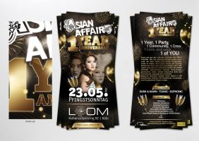 1 Year Asian Affairs by homeaffairs