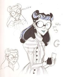Walter Girl Gilly by ZZZsleep