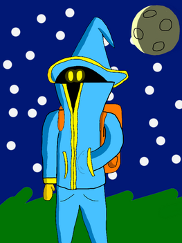 Dave the Mages Sweet new design by TheMagnificentBoxMan