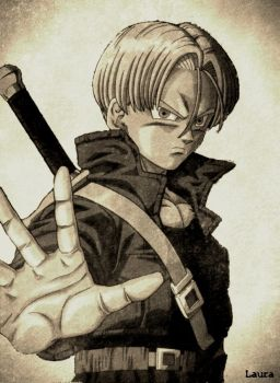 Future Trunks by SonGohan10
