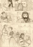 Ball at Dale_Family support_comic by EPH-SAN1634