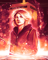Doctor Who - Jodie Whittaker by LalaKachu