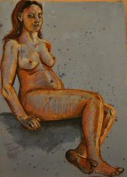 nude2 by gold-paroles