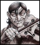 Looz the gipsy fiddler by IADM