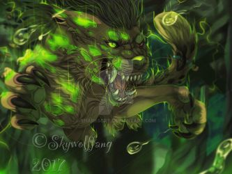 Fel Corrupeted by skywolffang