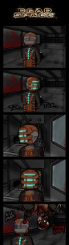 Dead Space - I FOUND YOU by Axelfoxy