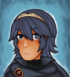 Fire Emblem: Awakening - Lucina by xRuki-chanxx