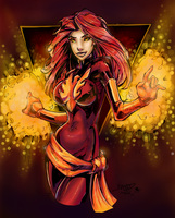 Dark Pheonix Inks By Rantz/Devgear Reloaded by Suiish