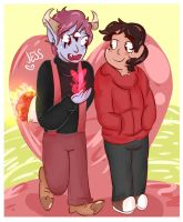 Date by Jess-the-vampire
