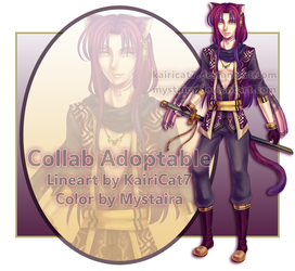 Adopt Collab [Open-Set Price] by Mystaira